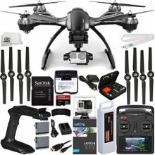Q500 Typhoon G Black Editie incl Gimbal voor GoPro camera